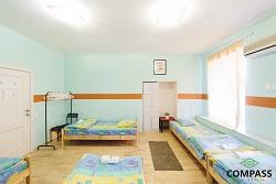 Восьмиместные номера в хостеле СПб