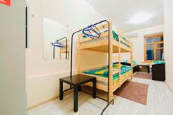 Двухместные номера в хостеле СПб
