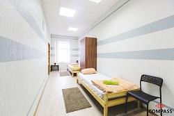 номер для четверых 4 хостел в хостеле